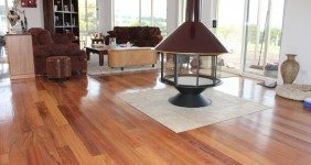 Wormy Chestnut Timber Flooring
